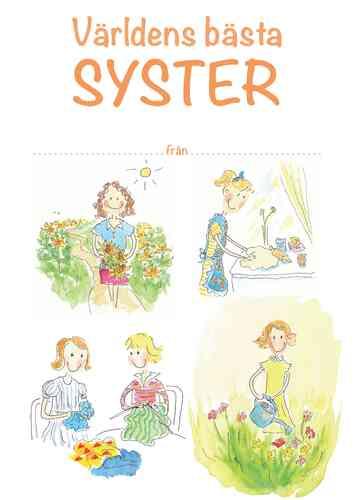 grattis på födelsedagen syster Presenter till din vän, dotter, man, tjej, son, kompis och syster grattis på födelsedagen syster