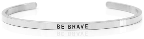 BE BRAVE Swedish steel  (Buy One Give One collection)