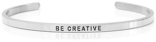 BE CREATIVE Swedish steel (Buy One Give One collection)