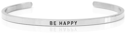 BE HAPPY Swedish steel (Buy One Give One collection)