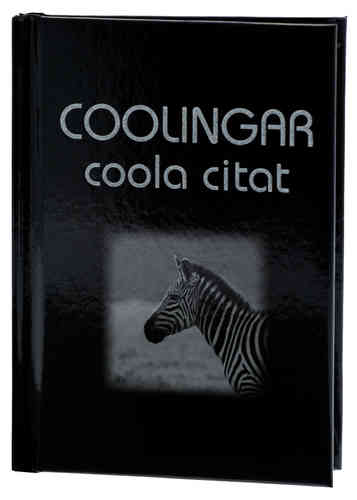 COOLINGAR coola citat (Diamanter)