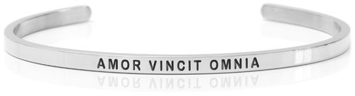 AMOR VINCIT OMNIA Swedish steel (Buy One Give One collection)