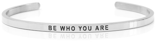 BE WHO YOU ARE Swedish steel (Buy One Give One collection)