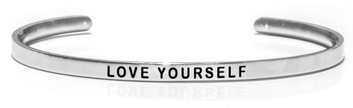 LOVE YOURSELF Steel