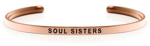 SOUL SISTERS 18K Rose gold (Buy One Give One collection)