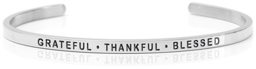 GRATEFUL - THANKFUL - BLESSED Steel (American collection)