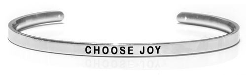 CHOOSE JOY Steel
